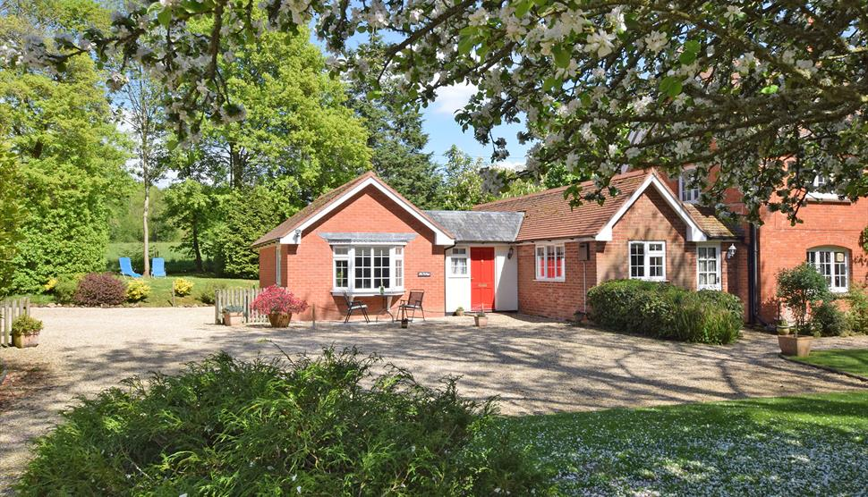 The Cottage at Badgers, New Forest Cottages