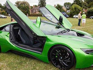 Simply BMW at Beaulieu