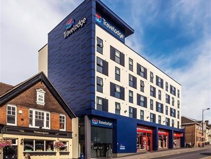 Eastleigh Central Travelodge