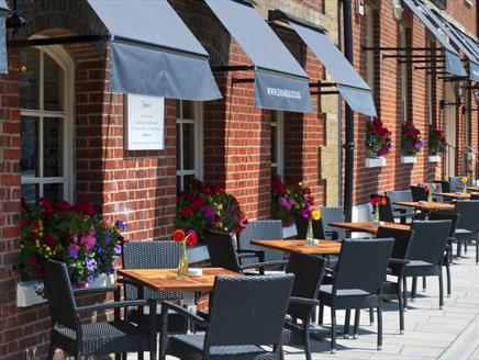 Ennios Italian Restaurant, Southampton