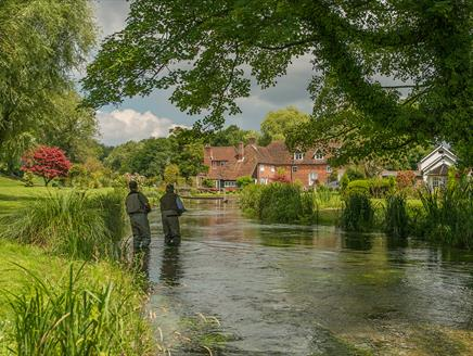 Fishing Breaks, Test Valley Hampshire