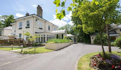 Forest Lodge Hotel, New Forest