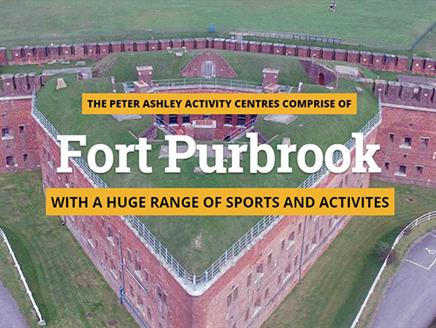 Peter Ashley Activity Centres - Fort Purbrook
