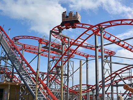 Funland Amusement Park Hayling Island
