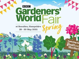 BBC Gardeners' World Fair Spring at Beaulieu