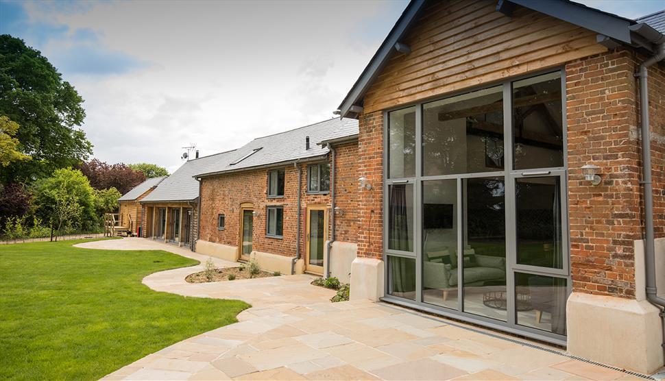 Gambledown Farm Barn Stays