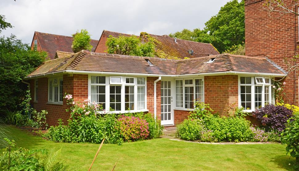 Greencroft Annexe, New Forest Cottages