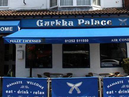 Gurkha Palace Nepalese Restaurant