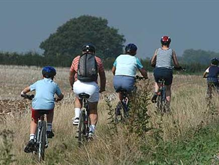 Hampshire North Off Road Cycle Trails