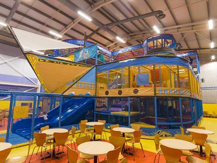 Horizon Oceans of Play at Havant Leisure Centre