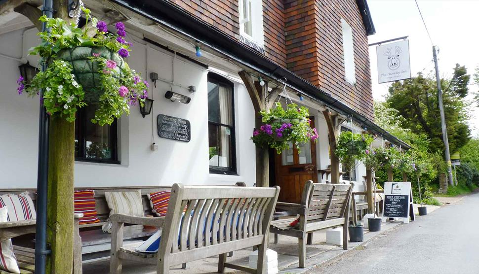 The Hawkley Inn