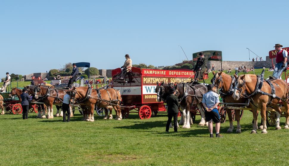 The Lord Mayor's Rural & Seaside Show
