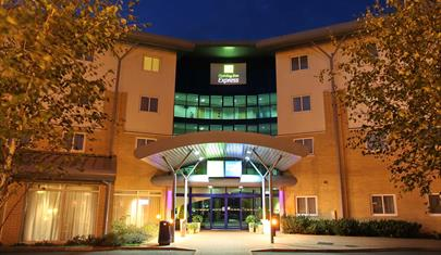 Holiday Inn Express Southampton M27, Jct7