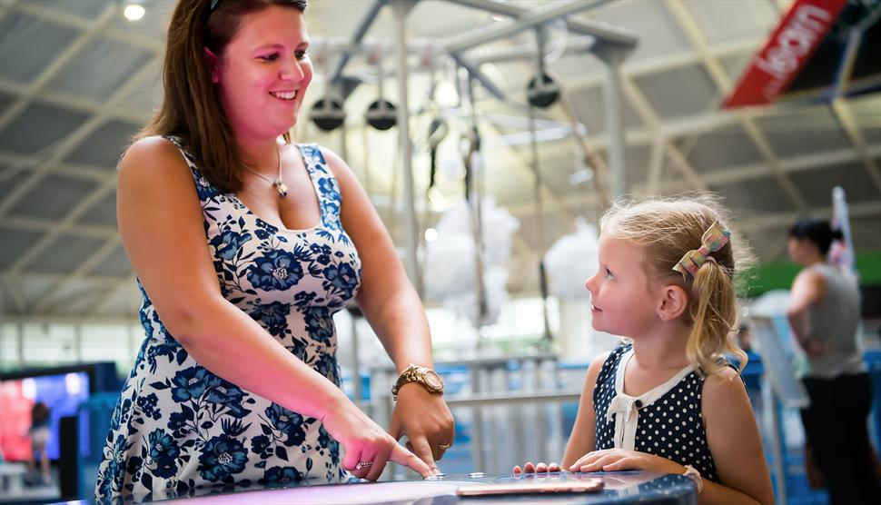 Monthly Home Educator Days at Winchester Science Centre