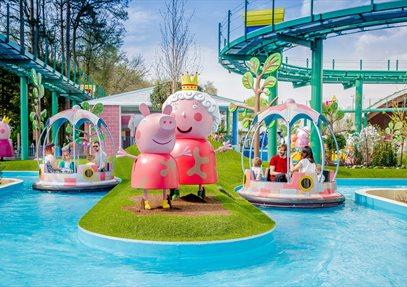 Peppa Pig World at Paultons Park