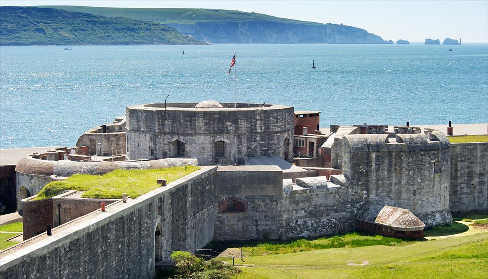 Hurst Castle, Lymington.