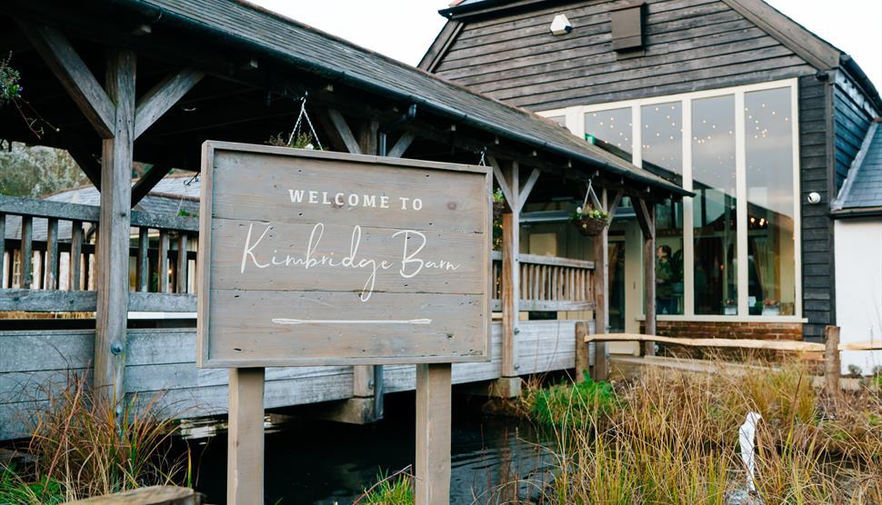 Kimbridge Barn