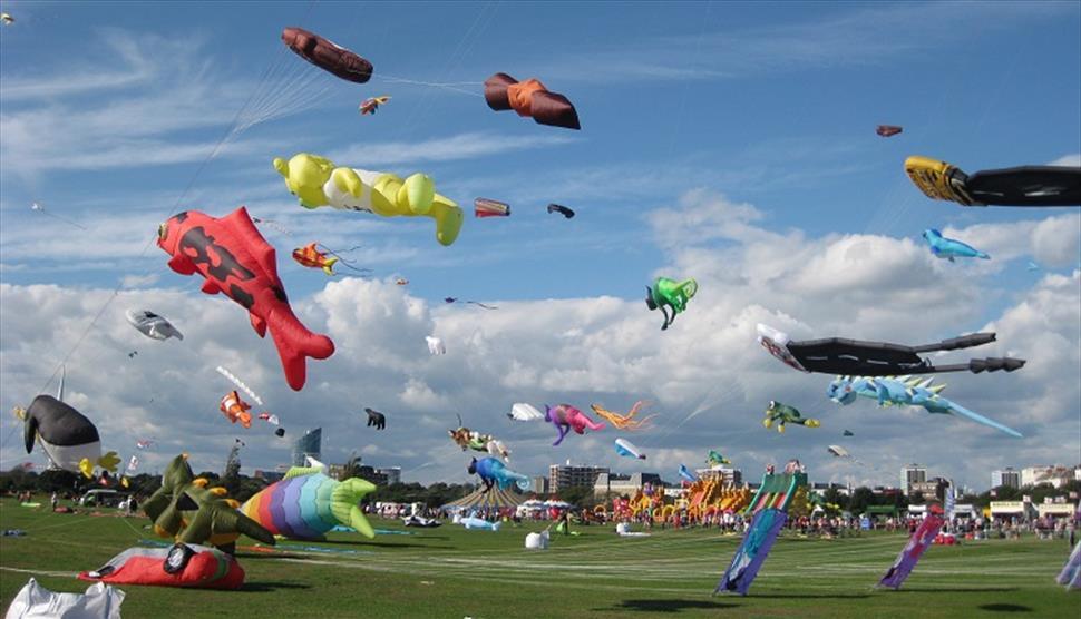 Portsmouth Kite Festival 2017