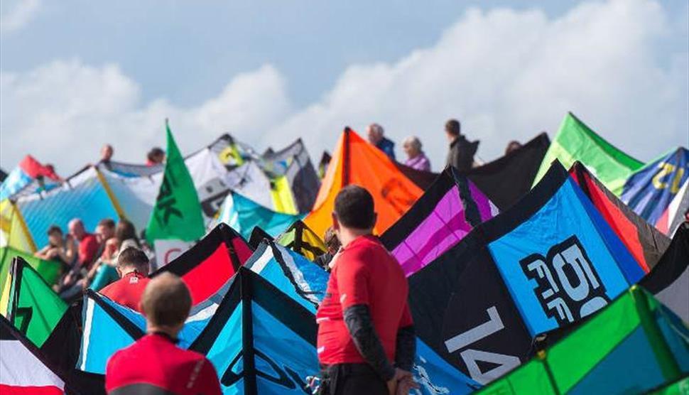 Kitesurfing Armada, Hayling Island