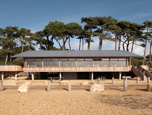 Lepe Country Park Visitor Centre