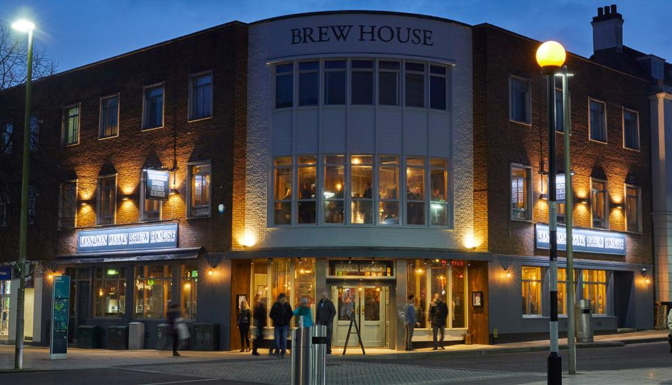 London Road Brew House Southampton