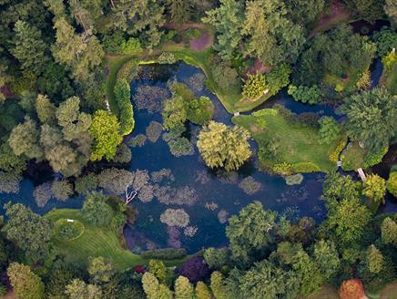 Longstock Park Water Garden