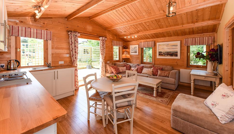 Longwood Cabin