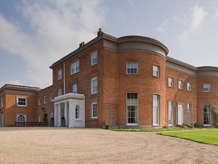 Highfield Park Hotel near Basingstoke