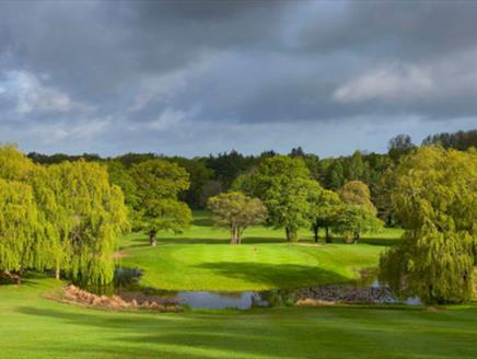 Marriott Meon Valley Hotel Golf Club