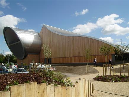 Mountbatten Leisure Centre in Portsmouth