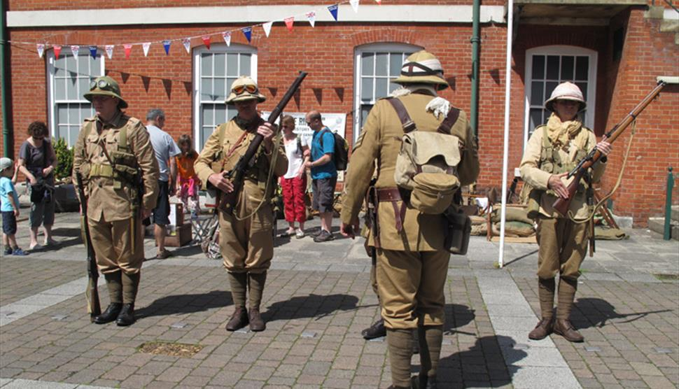 Winchester's Military Museums