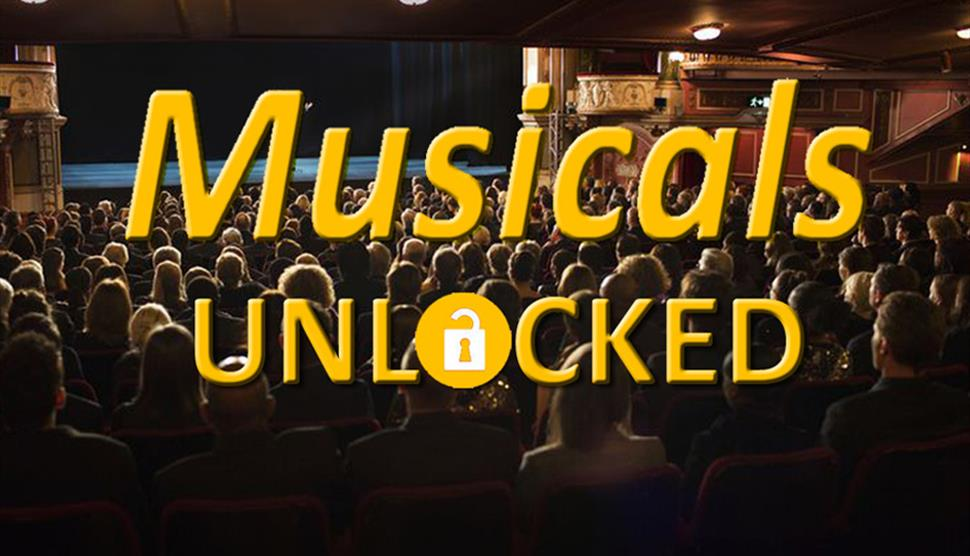 Press shot for Musicals Unlocked
