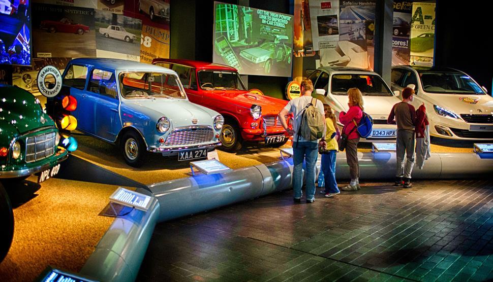 National Motor Museum at Bealieu
