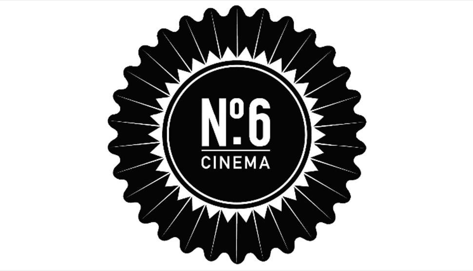 No 6 cinema logo