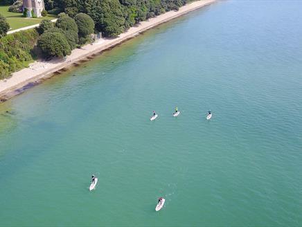 Nomadic Paddle Boarding