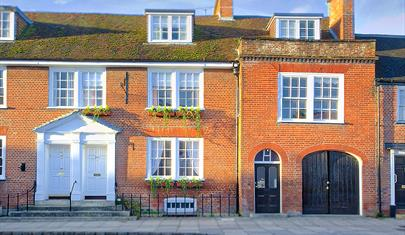 The Palmerston Rooms in Romsey