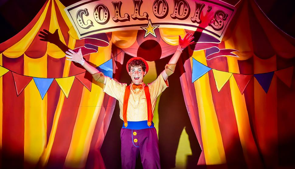 The Amazing Adventures of Pinocchio at Theatre Royal Winchester