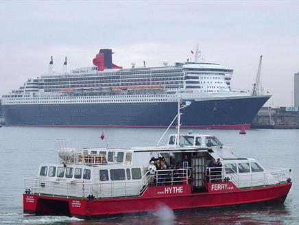 Hythe Southampton Ferry