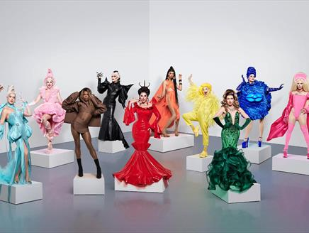 RuPaul's Drag Race Tour
