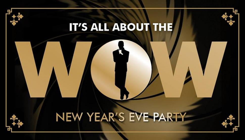 New Year's Eve Party at Emirates Spinnaker Tower