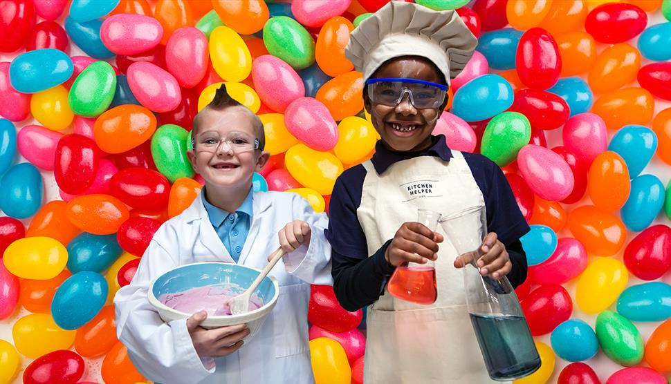 Easter Holiday: Science of Sweets at Winchester Science Centre