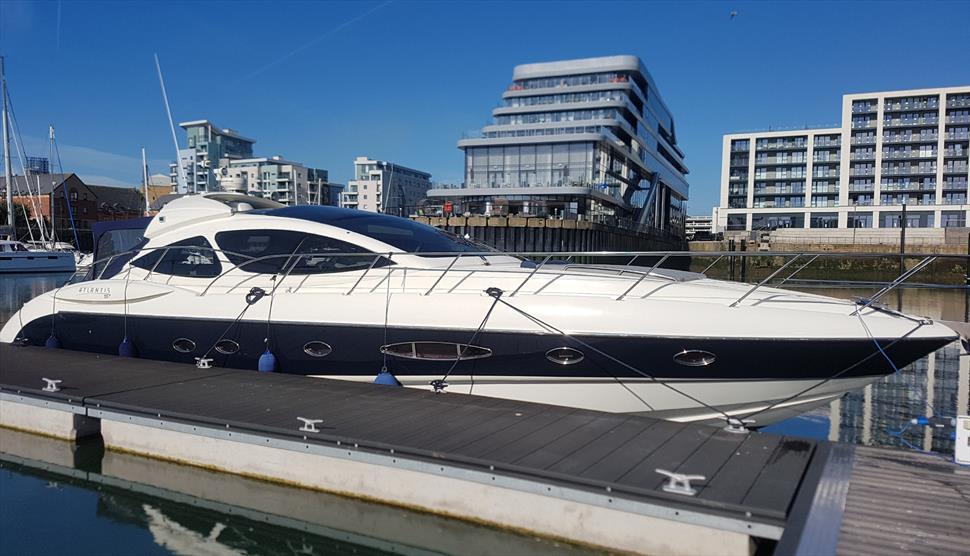 Seaseeker Charters, Southampton