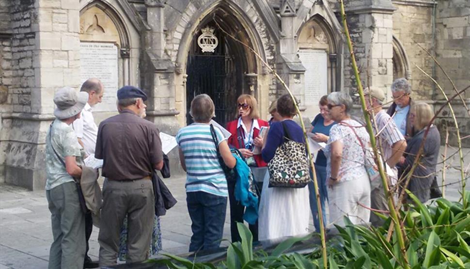 See Southampton Tour Guides