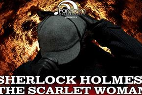 Press image for Sherlock Holmes: The Scarlet Woman
