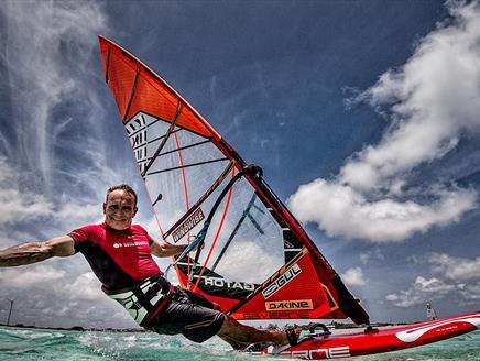 Simon Bornhorft Windwise Windsurfing School Hayling Island, Hampshire
