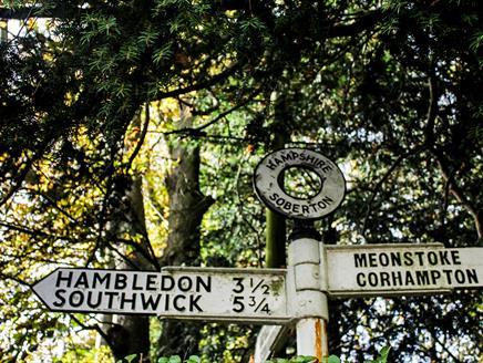 Soberton and Newton Millennium Walk