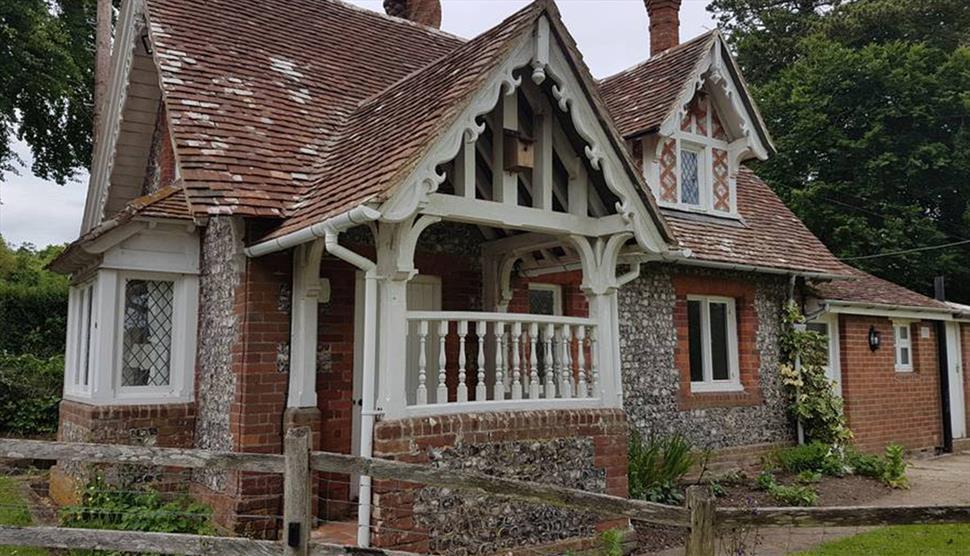 South Lodge, Bossington