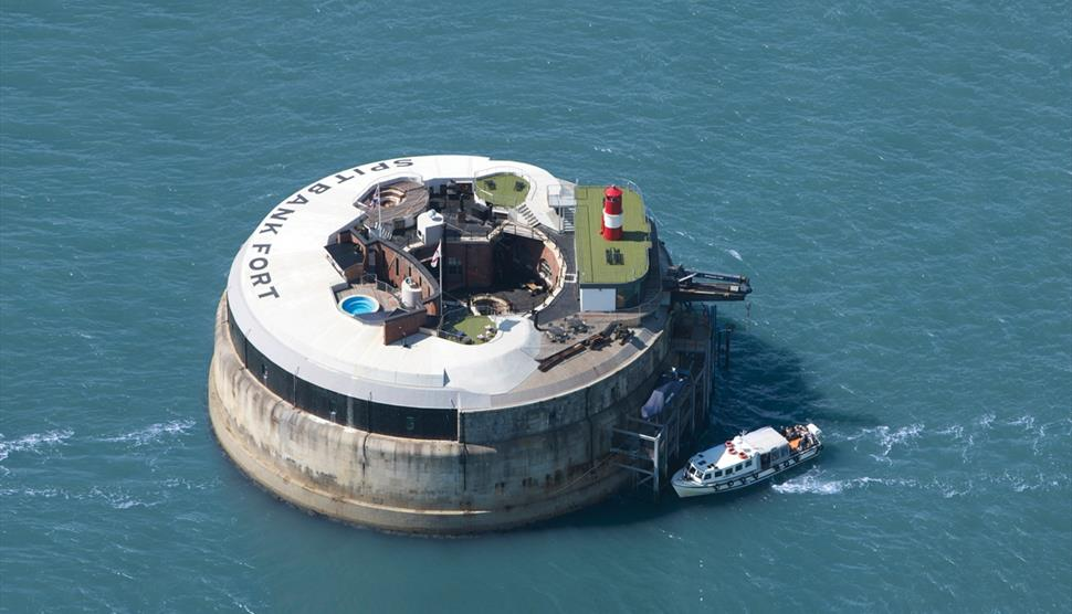 Spitbank Fort, Portsmouth