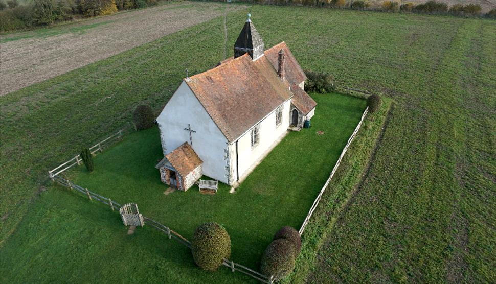 St Hubert's Church - Visit Hampshire