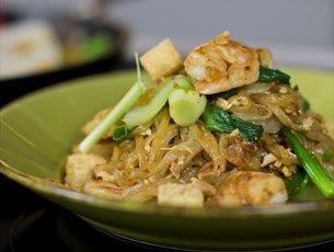 Street Food: Thai at Season Cookery School, Lainston House